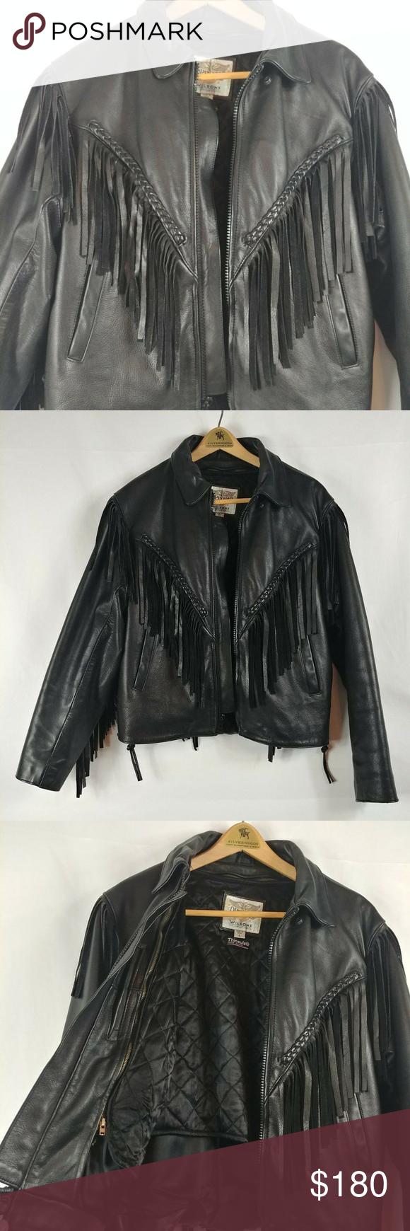 Open Road Leather Jacket - Right Jackets
