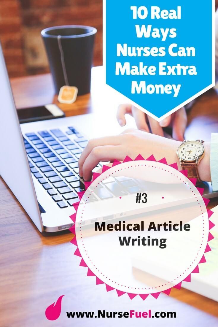 10 real ways nurses can make extra money nursefuel