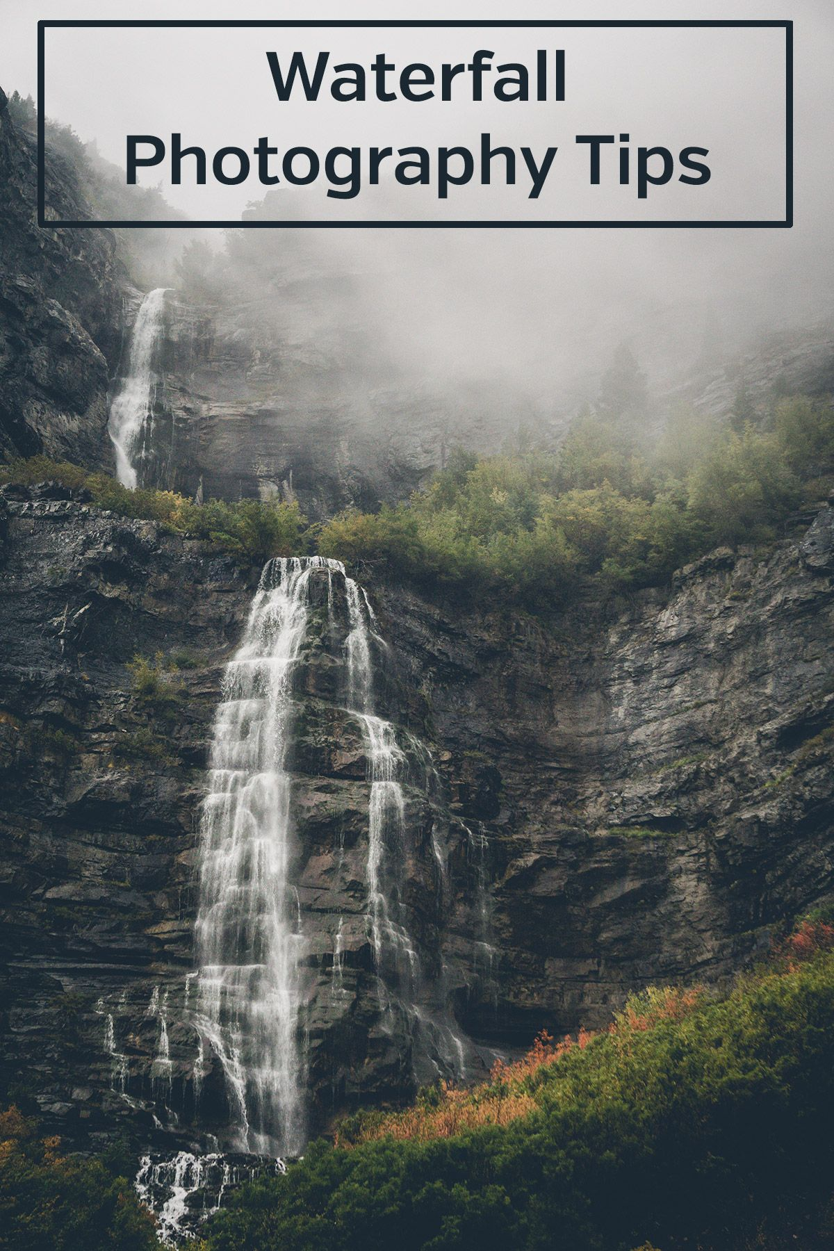 10 Tips For Fabulous Waterfall Photography Waterfall Photography Waterfall Beautiful Photography Nature
