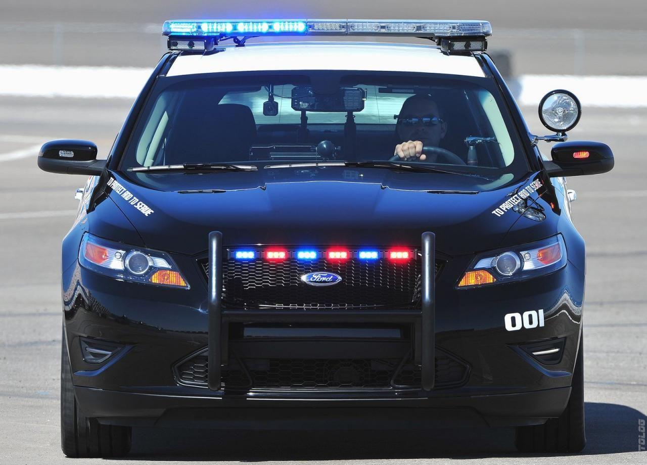 2010 ford police interceptor concept