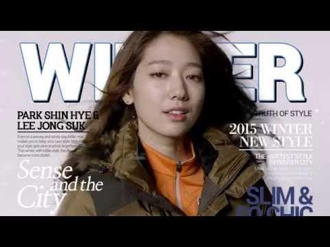 박신혜&이종석의 밀레 2015 F/W 겨울편 TVCF 공개! (30초) - YouTube