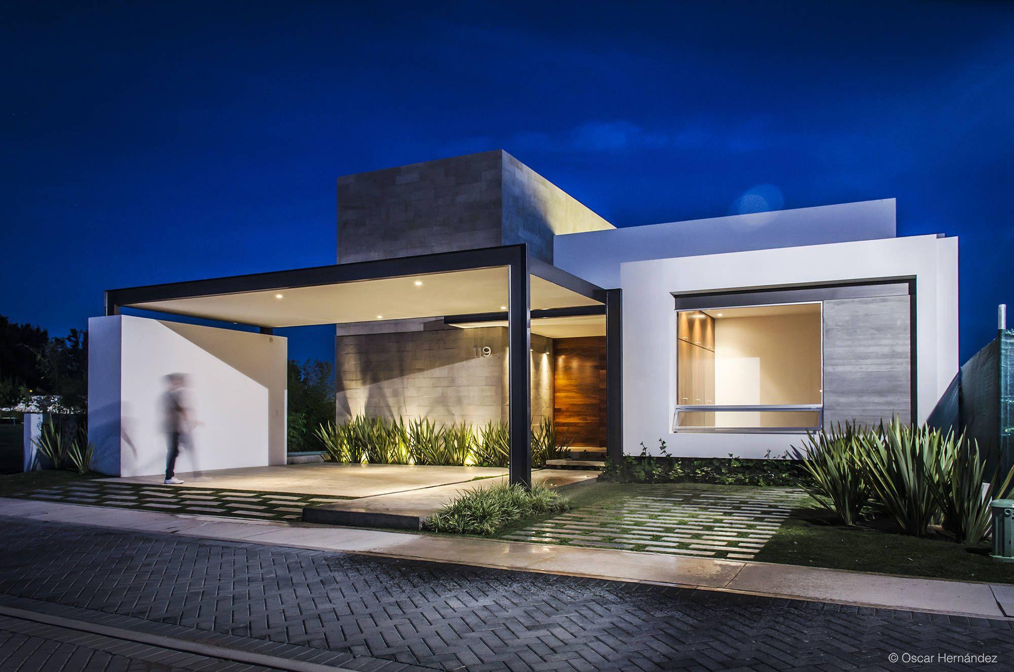 Architettura Case Moderne Idee case moderne di homify moderno | facciata della casa