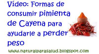 Vídeo Formas De Consumir Pimienta De Cayena Para Ayudarle A Perder Peso Con Imágenes Pimienta Cayena Pimienta De Cayena Beneficios Te Para Bajar De Peso