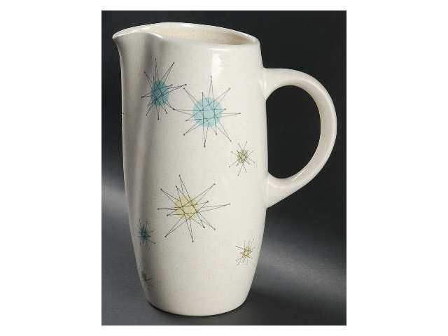Franciscan Starburst 56 Oz Pitcher Fine China Dinnerware - AquaGreenYellow  sc 1 st  Pinterest & Franciscan Starburst 56 Oz Pitcher Fine China Dinnerware - Aqua ...