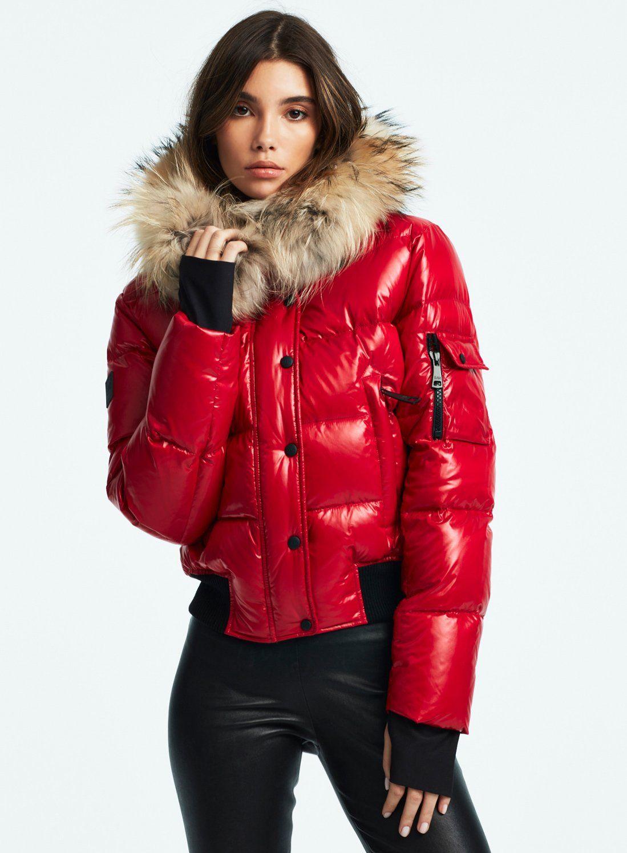 Skyler Candy Puffer Jacket Women Fashion Jackets For Women [ 1495 x 1099 Pixel ]