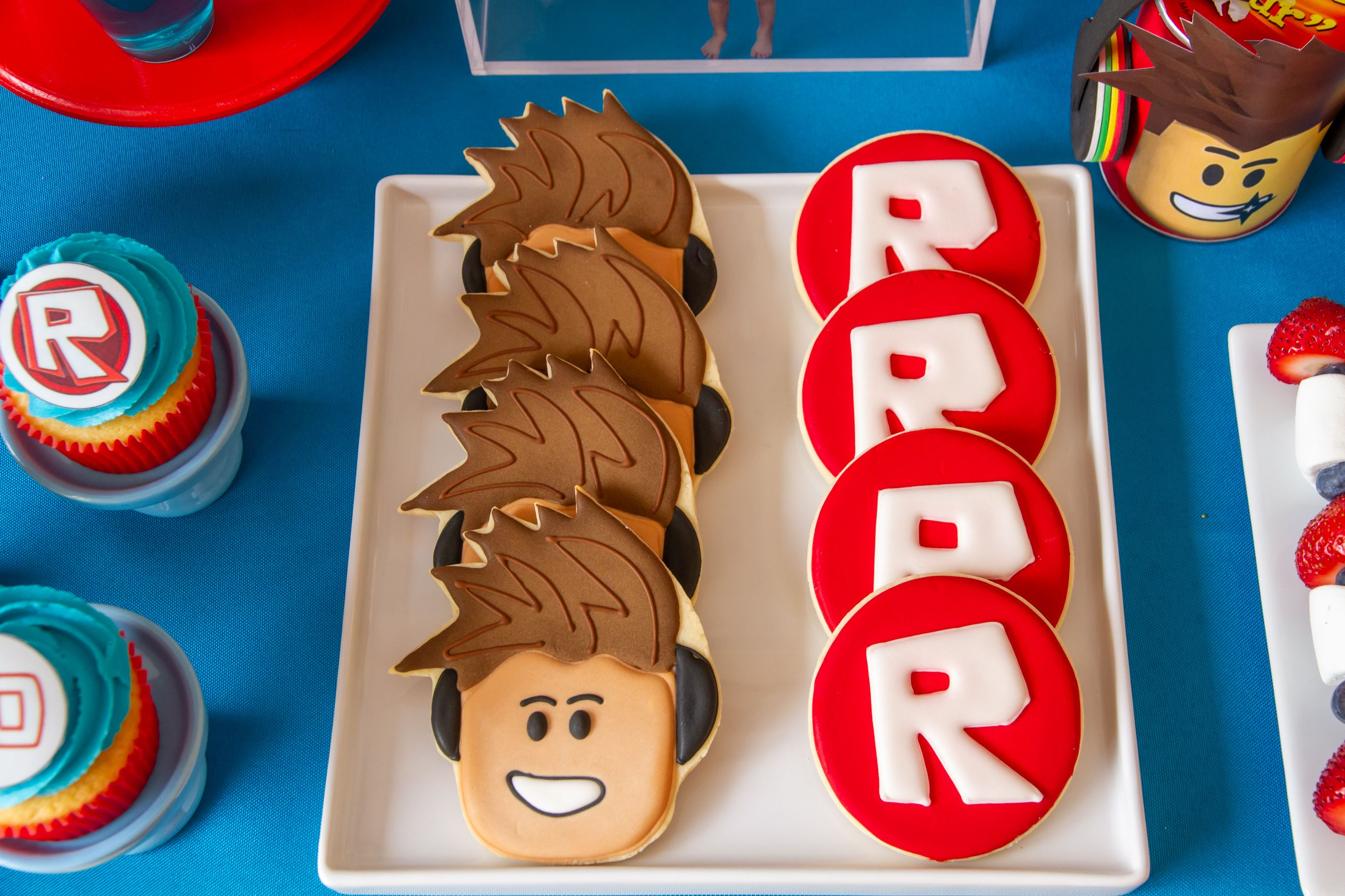 Best Ever Roblox Birthday Party Parties Made Personal in