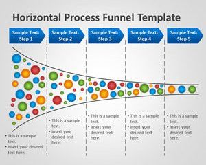 Horizontal process funnel powerpoint template projects to try horizontal process funnel powerpoint template business toneelgroepblik Image collections