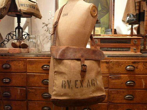 Old old bags....