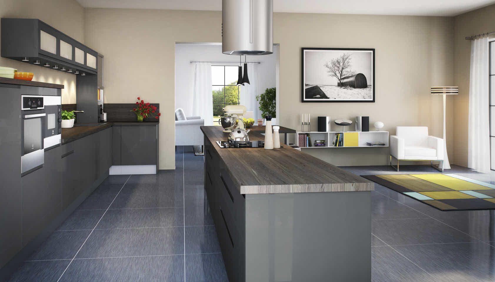 Idee interieur maison moderne design de maison interieur ...