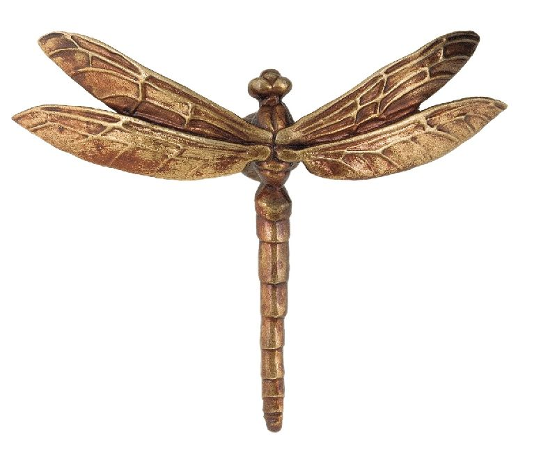 Dragonfly Drawer Pull From Martin Pierce Hardware Los Angeles Ca