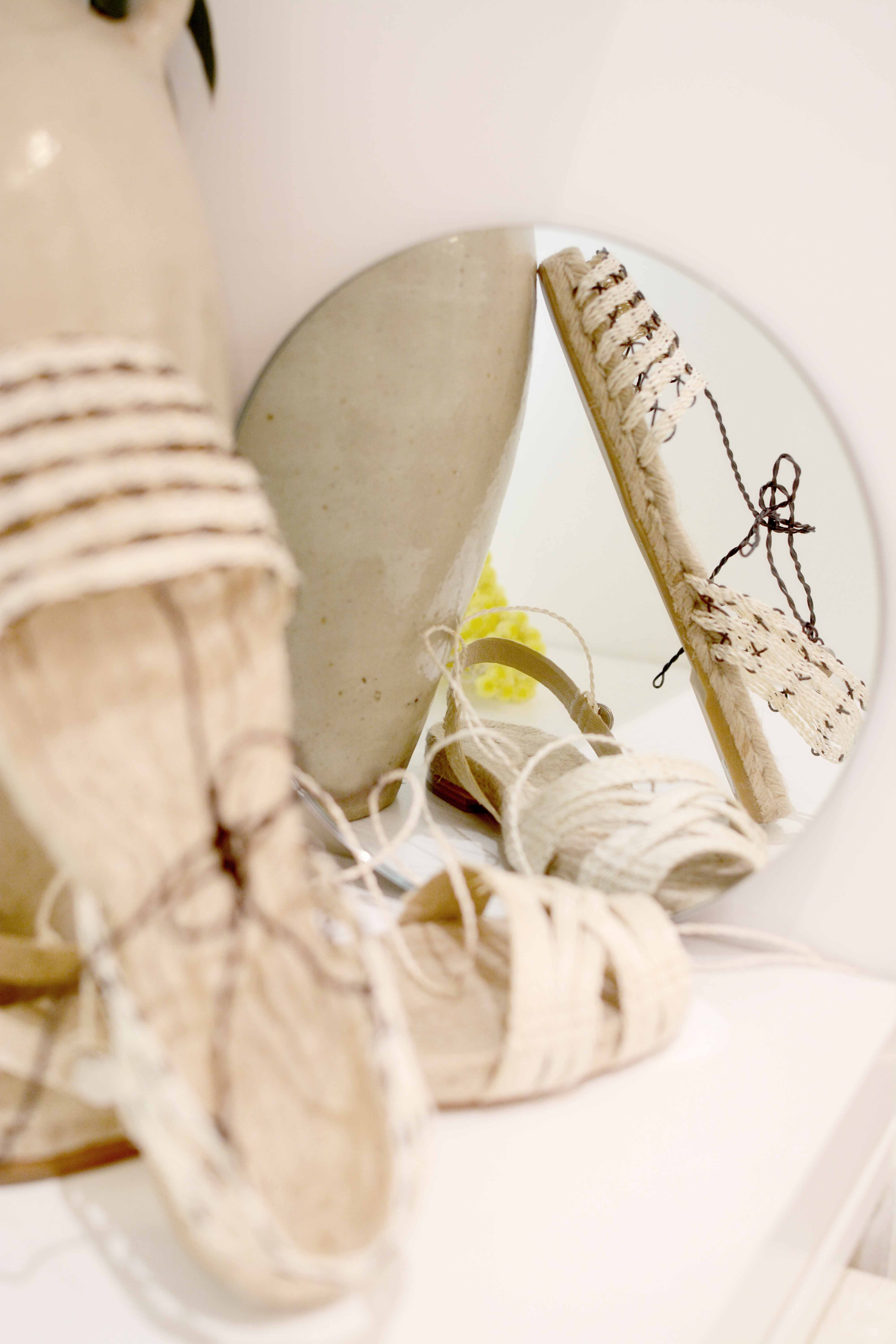 Ball Pages spanish espadrilles. Favourite summer must have sandal.
