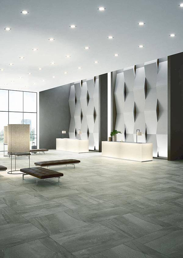 Studio Masson Tile And Slab Couture Gallery Lobby
