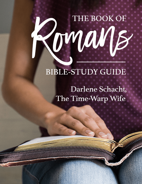 Romans Bible Study with FREE Printable Study Guide