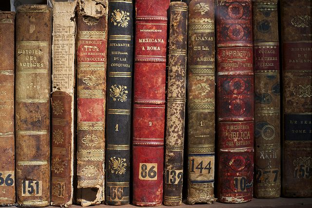 Smell is chemistry, and the chemistry of old books gives your cherished tomes their scent