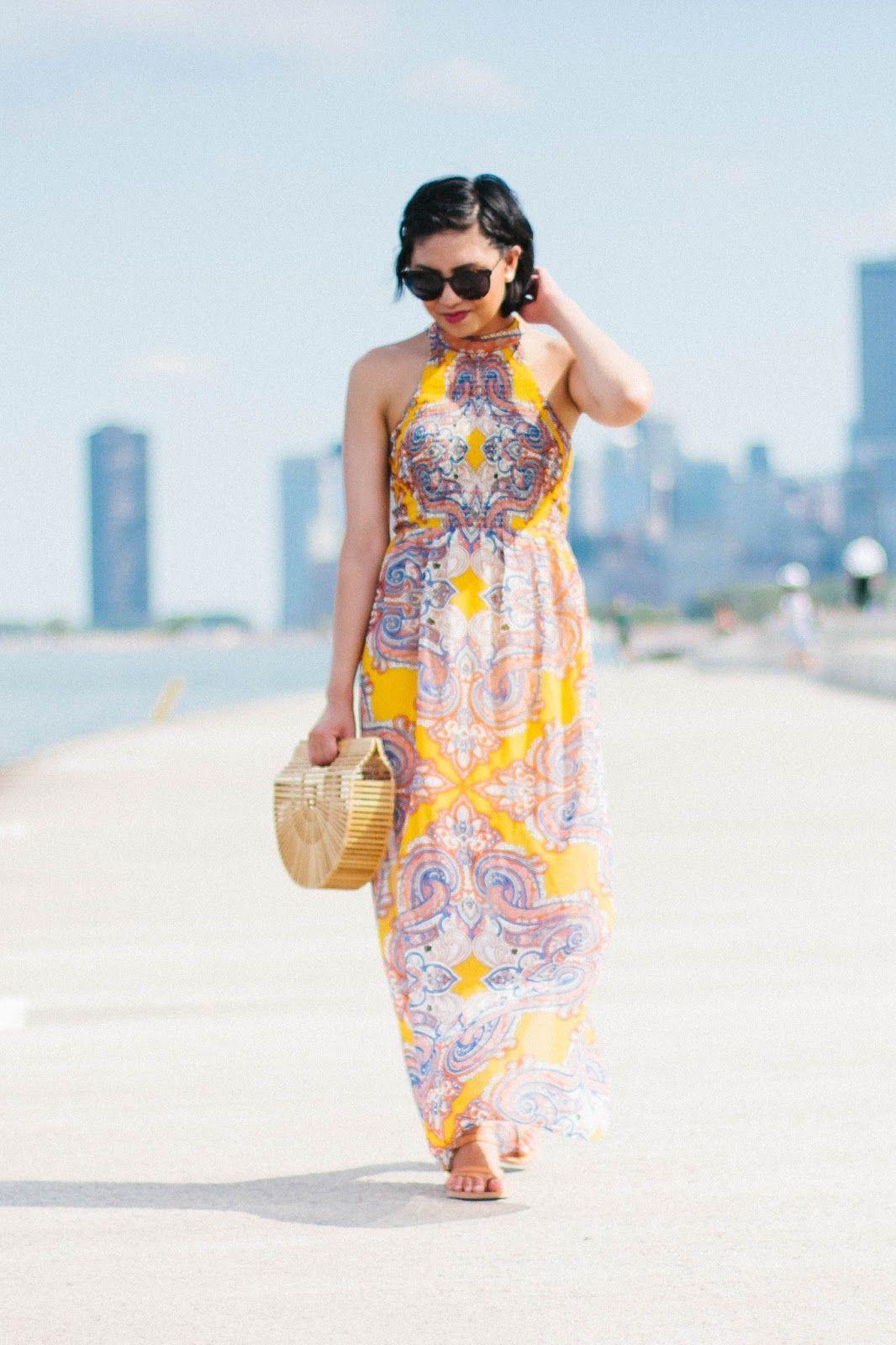 TJ Maxx Maxi Dress