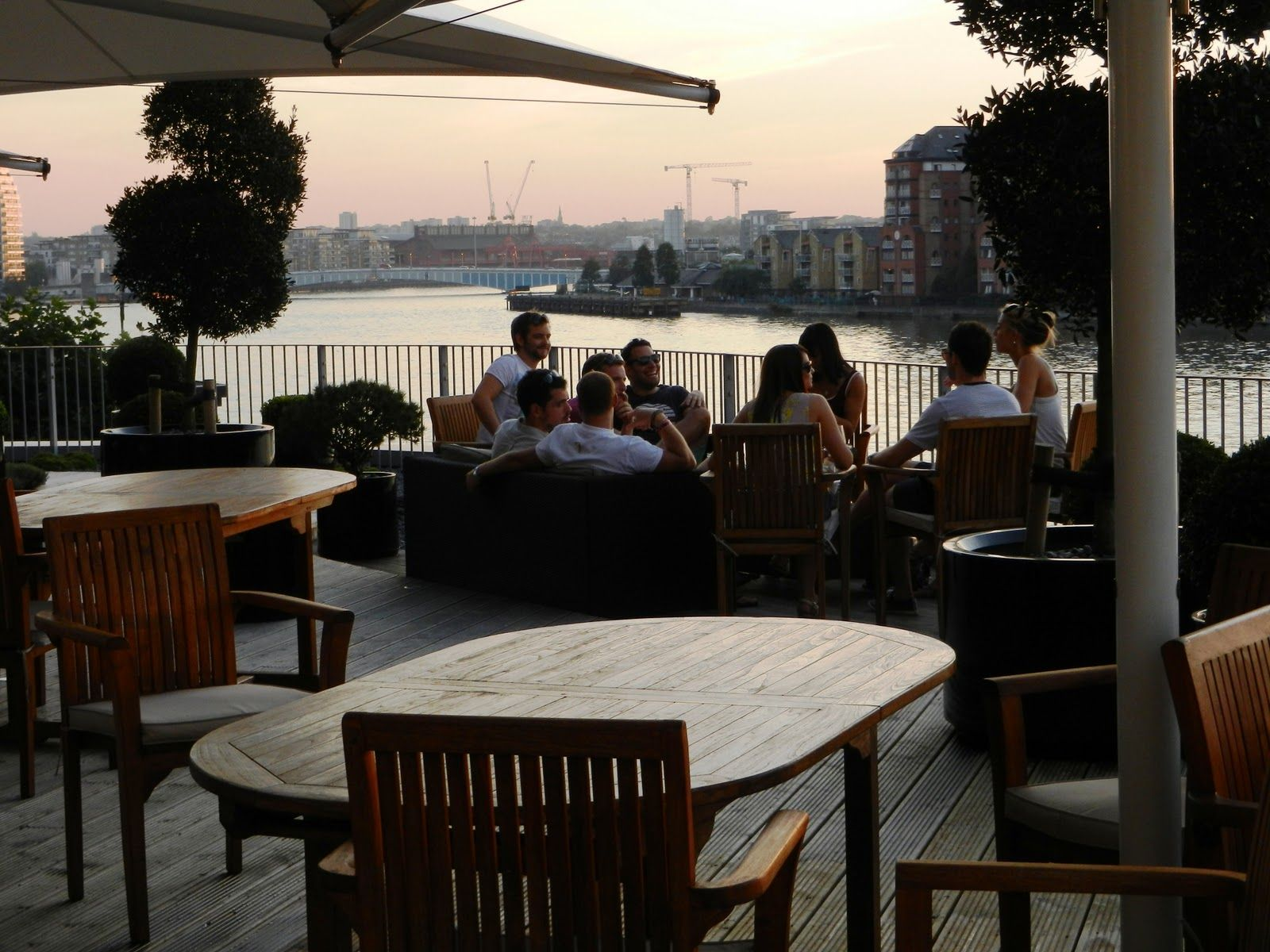 Banyan Restaurant - Ideally situated by the river, Banyan ...