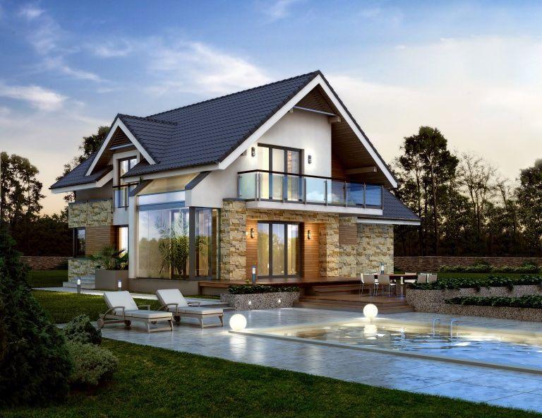 elewacje inspirowane natur ekspert budowlany dreamhouses pinterest haus haus bauen und. Black Bedroom Furniture Sets. Home Design Ideas