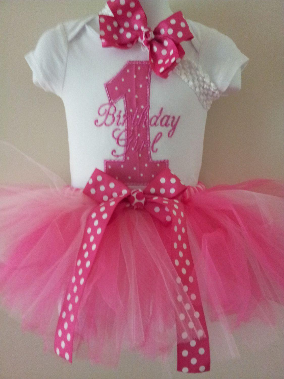 1st birthday Girl Tutu by spoiledkidzboutique on Etsy, 35