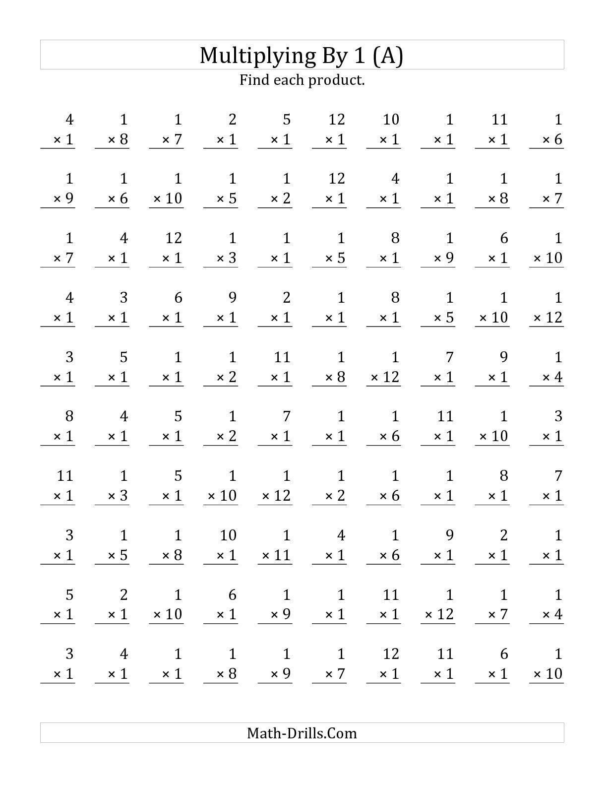 Fine Free Printable Math Sheets For 4th Grade That You