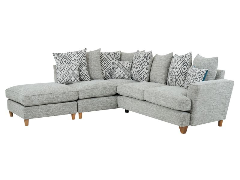 Freya 1 Corner 2 Lhf Chaise Scatter Back In 2020 Sofa Shop Sofa Sale Living Room Storage