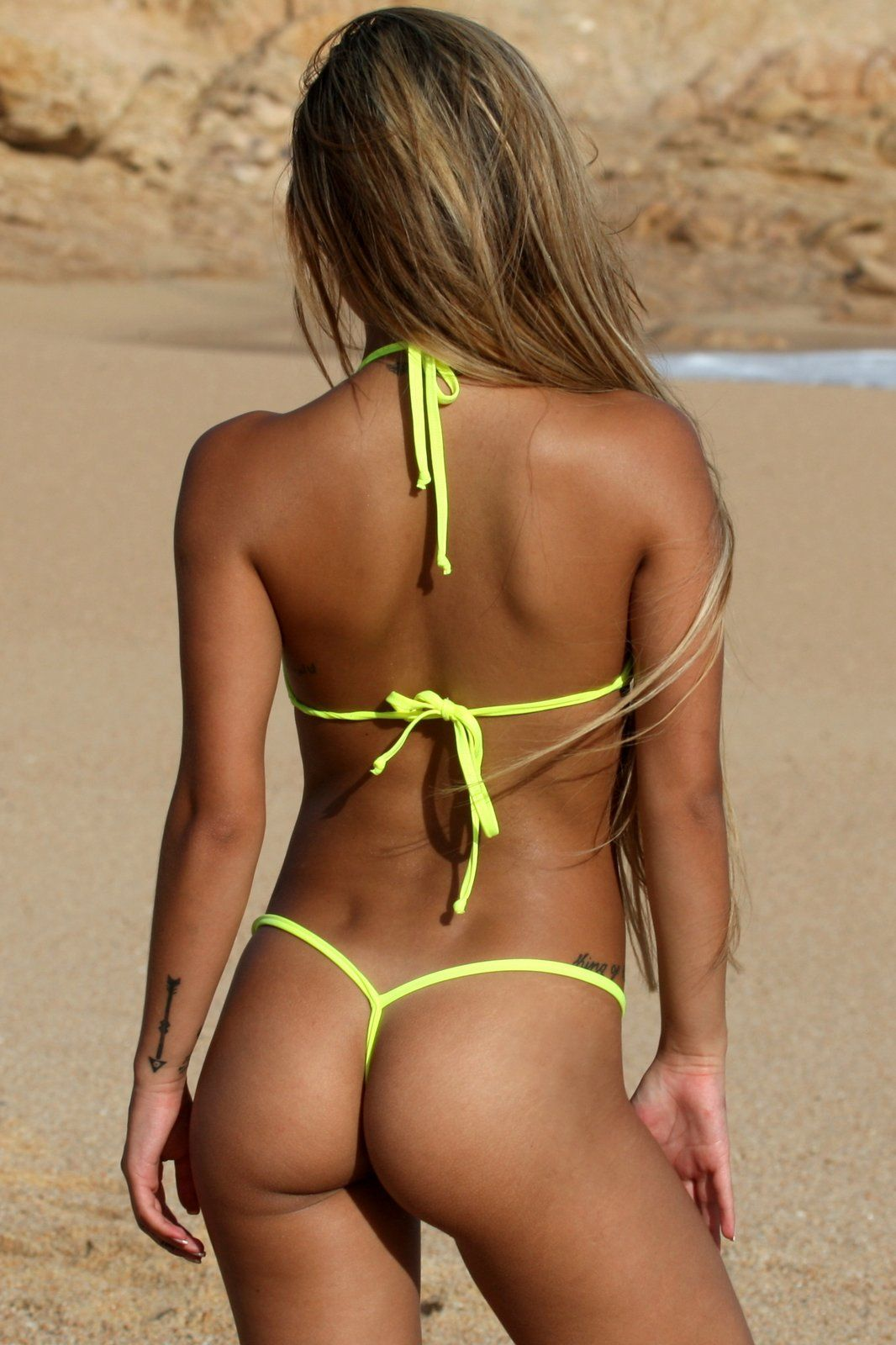 Nudes wearing thongs — 6