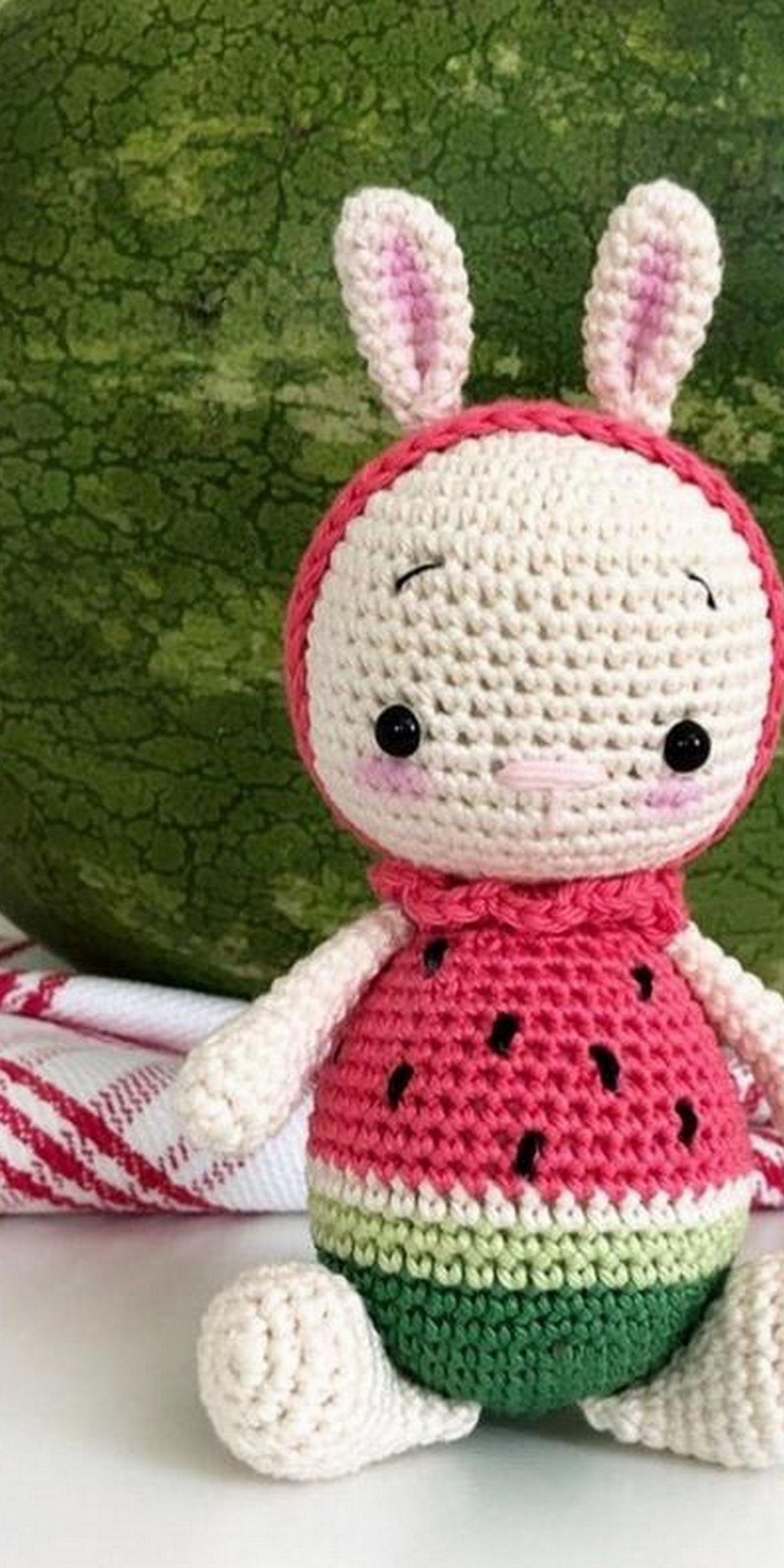 Crochet bunny free pattern PDF tutorial Cute bunny Little crochet ...   2436x1218