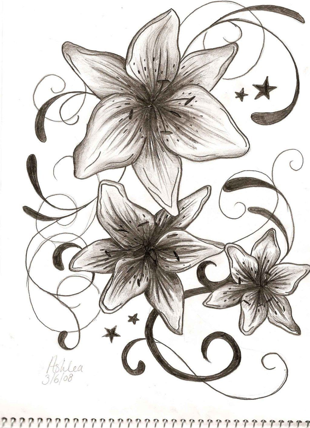 Geisha girl tattoo pictures 36529 inspirational tattoos tattoos i was told that this kind of design was very popular so i had ago hb lily and stars tattoo tribal izmirmasajfo Image collections