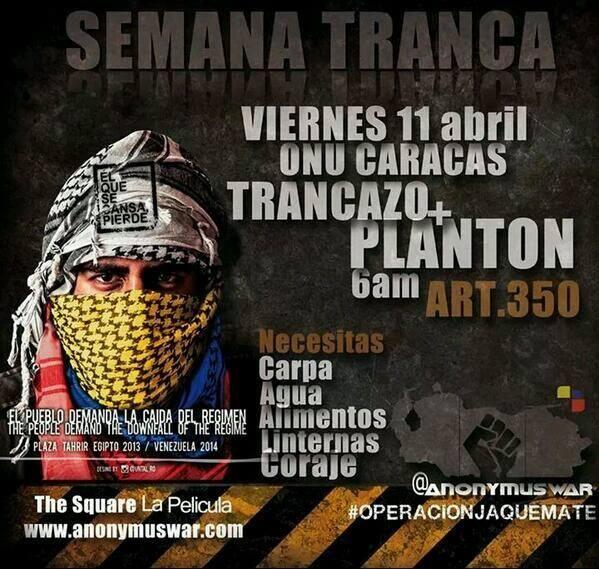 OPERACION JAQUE MATE EN PROCESO @Gfranketa7 @LuciaRequena74 @99999mdkgls @norelyjj @ALTAMIRANA2 @tereuranga @guemar1 pic.twitter.com/XSxRXePQma