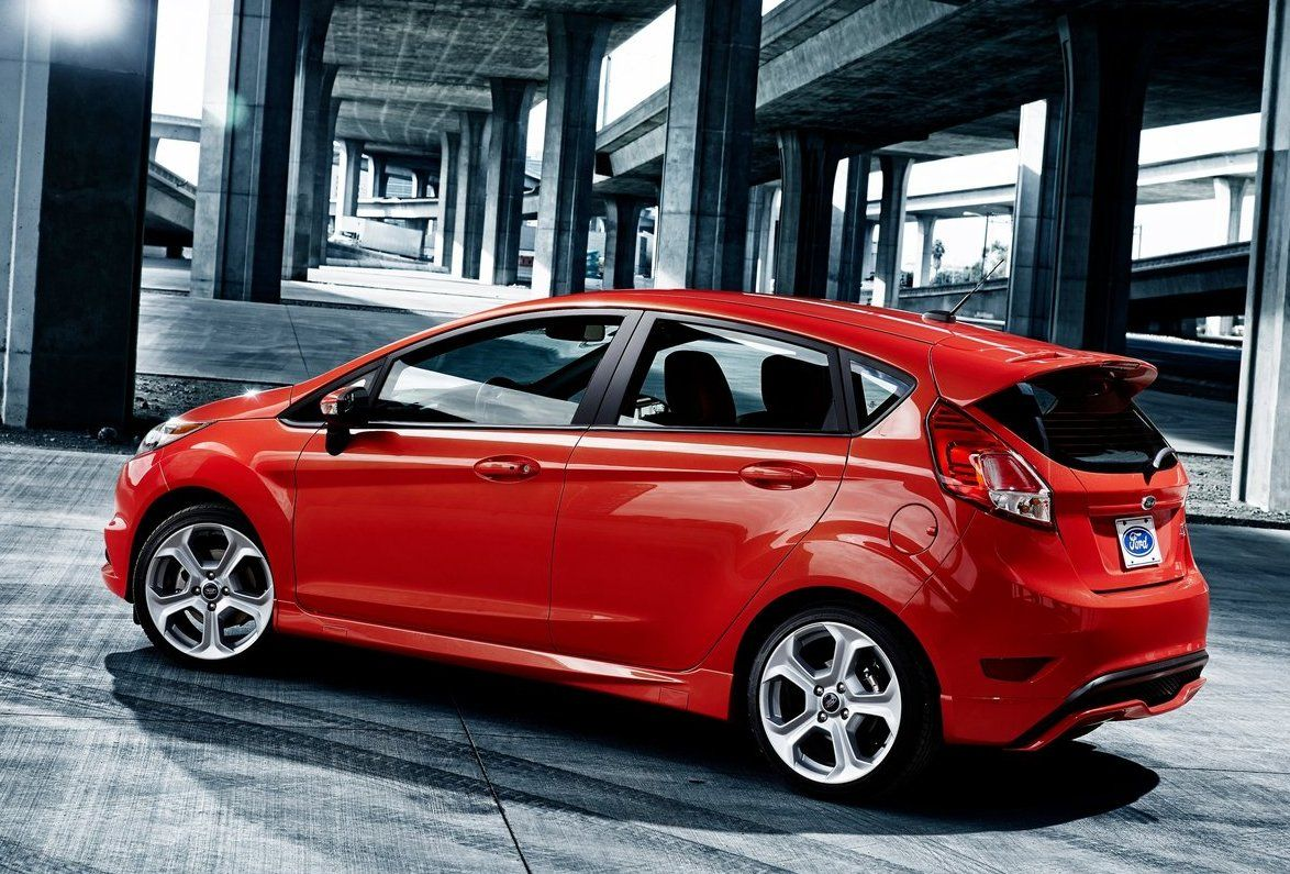 2017 Ford Fiesta Release Date Review Price Rs St Sedan
