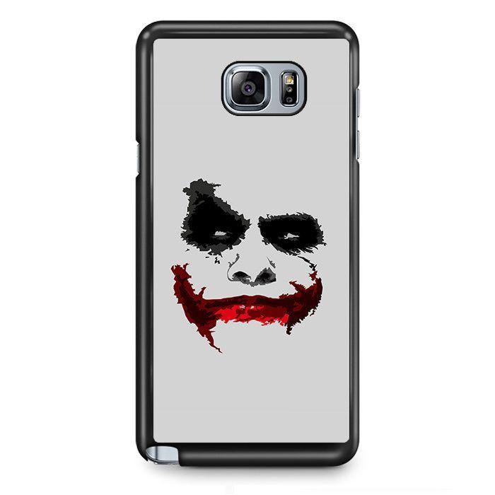 Joker TATUM-5913 Samsung Phonecase Cover Samsung Galaxy Note 2 Note 3 Note 4 Note 5 Note Edge