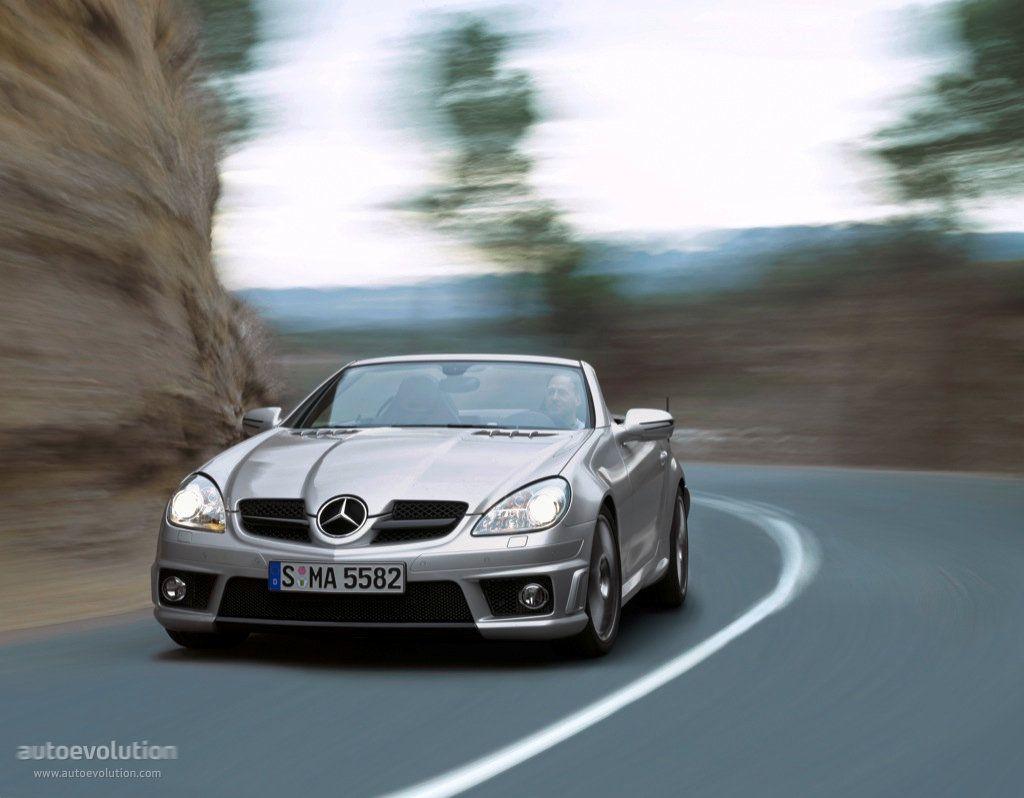 Mercedes Benz Slk 55 Amg R171 Mercedes Benz Slk Mercedes Benz
