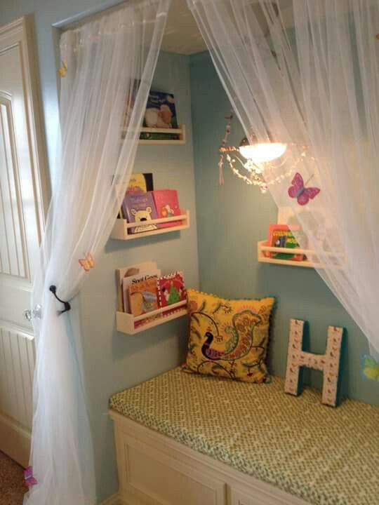 Kid reading space