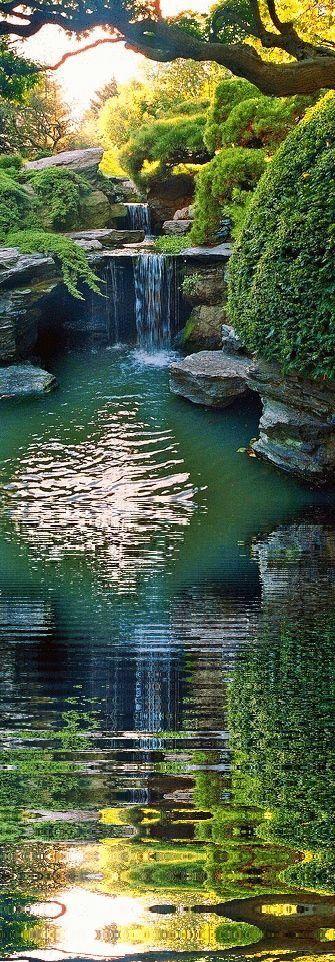 Pool of Rebirth Water Features Naturaleza, Cascadas, Paisajes