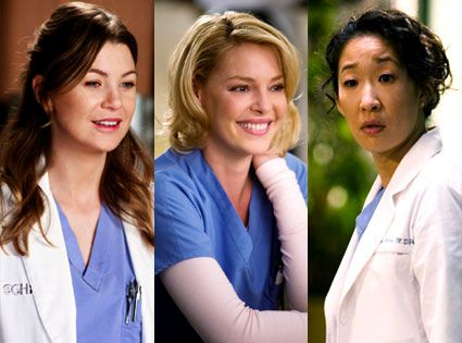 Grey\'s Anatomy: Who\'s Wearing the Wedding Dress? | My obsession ...