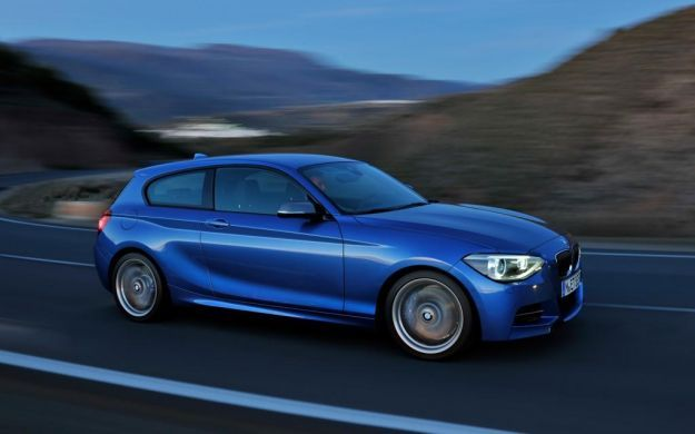 BMW's M brand downsizes with the M135i    http://www.digitaltrends.com/cars/bmws-m-brand-downsizes-with-the-m135i/