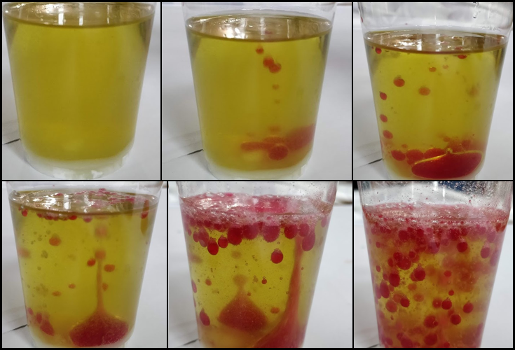 How to make lava lamp without alka seltzer Curious and
