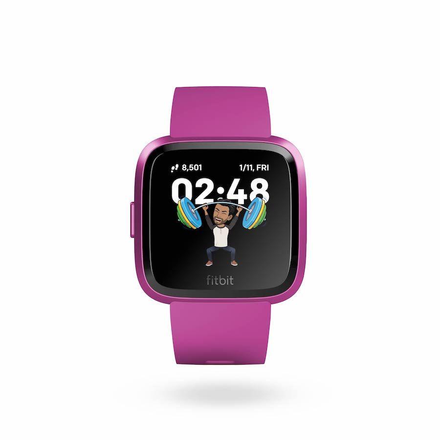Disfruta de la nueva carátula Bitmoji en tu smartwatch Fitbit