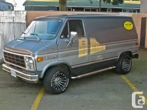 80s Custom Vans