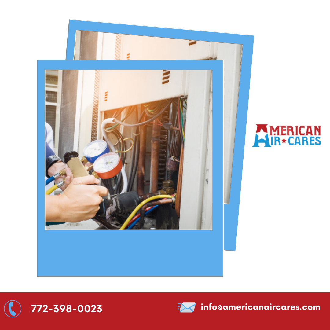 At American Air Cares, we'll make sure that your system