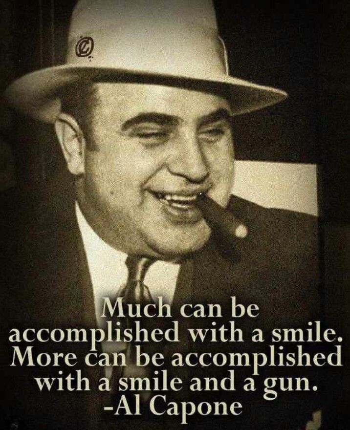 how alphonse capone became one of the most prolific criminal in history Al capone was the most infamous gangster in the 1920's  america's history  there have been many famous criminals, john dillinger, john gotti,  in the  1920's and still today, al capone is one of the most well known gangsters in  history.