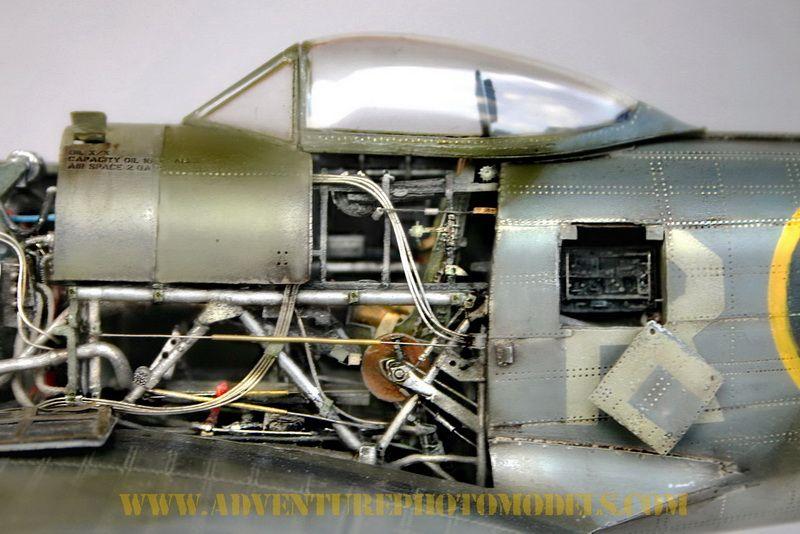 Airfix 124 Hawker Typhoon Mk Ib Large Scale Planes Modelos A
