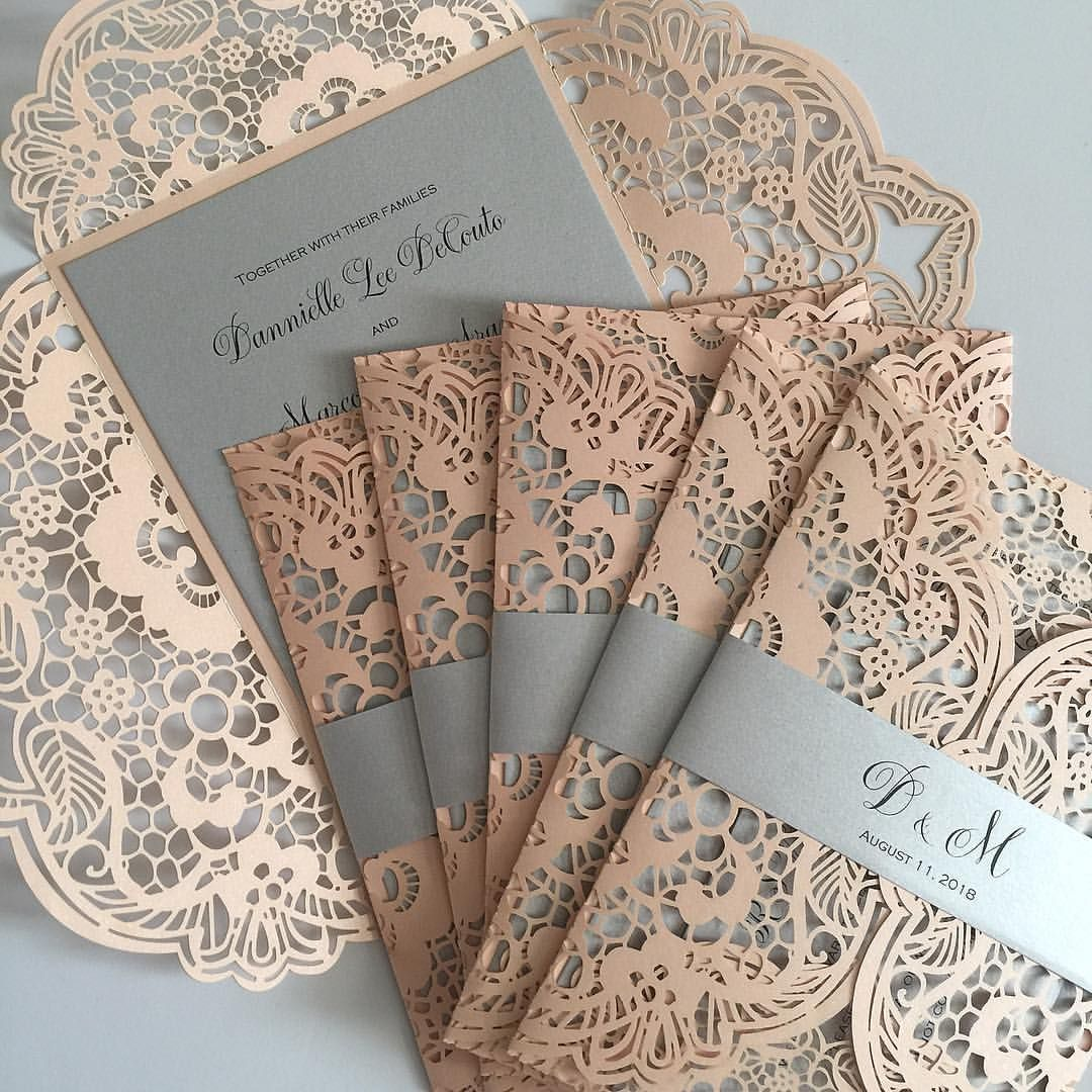 When To Send Out Wedding Invitations For Destination Wedding: Never Too Early To Send Out Summer Destination Wedding