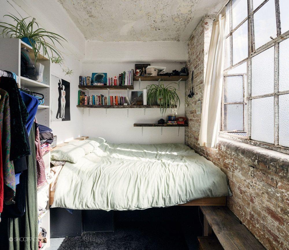 ▷21+ Fotos de decoración de dormitorios pequeños modernos【2018 ...