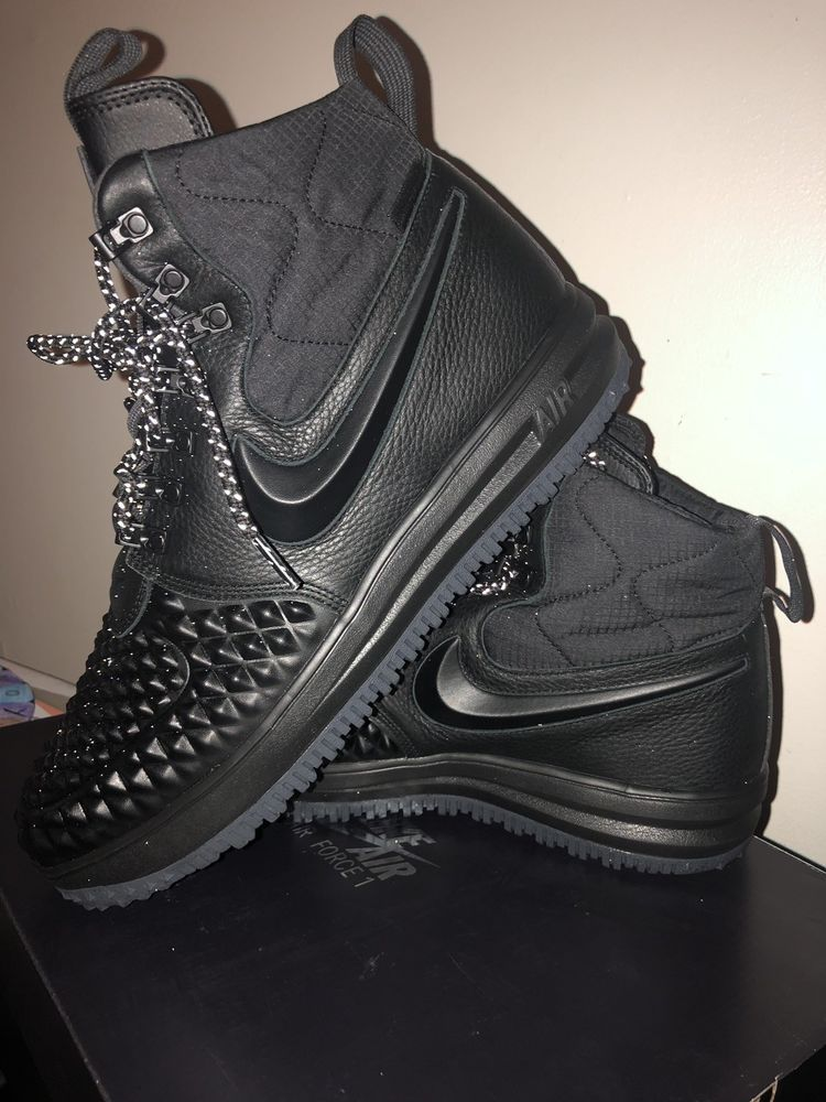 520e93317c2d NEW MENS NIKE LF1 LUNAR FORCE DUCKBOOT  17 BOOTS 916682 002-SIZE 12   fashion  clothing  shoes  accessories  mensshoes  boots (ebay link)