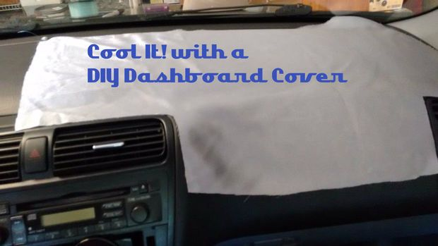 Cool It Diy Dashboard Cover Under 10 Dashboard Covers Diy Car Dashboard Car