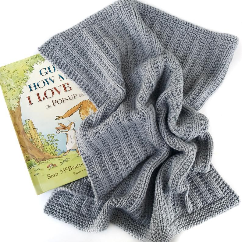 how to read knitting patterns for blankets