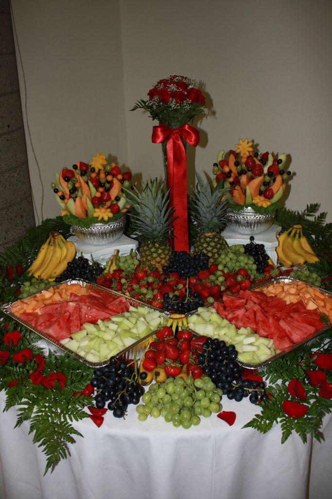 Laotian Wedding Santa Rosa Ca Flickr Photo Sharing Fruit Buffet Fruit Displays Fruit Arrangements