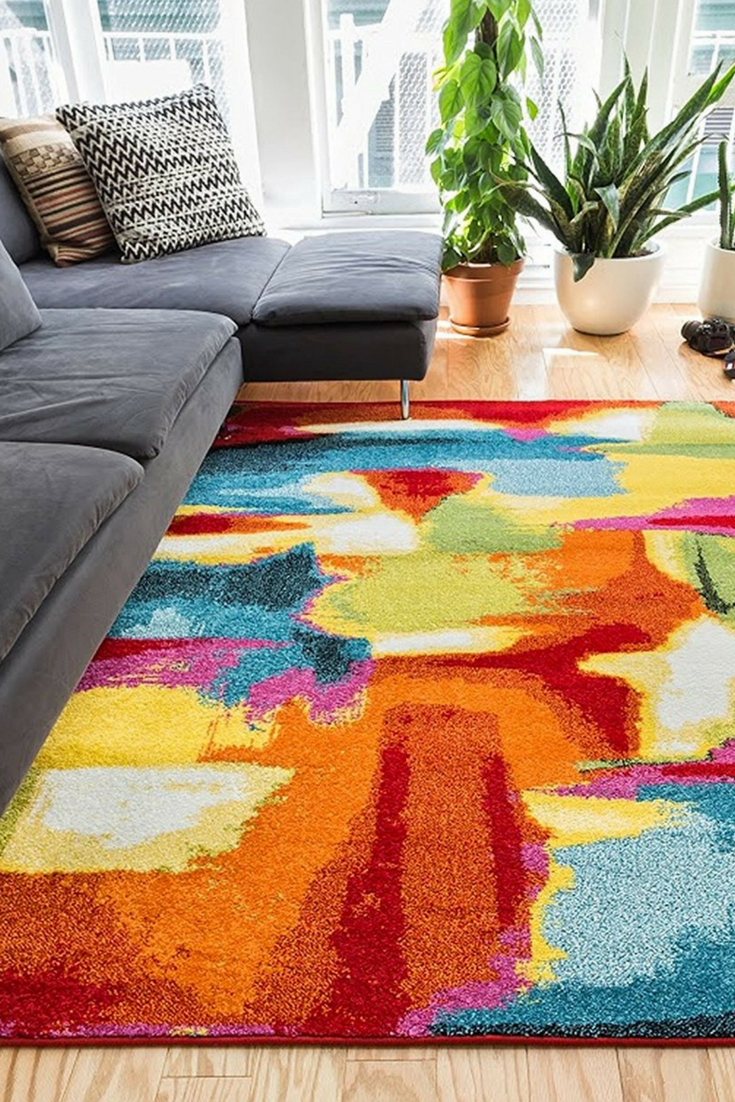 A Massive Collection Of Area Rugs In All Kind Of Styles Shapes Colors And Best Prices From Amazon C With Images Boho Style Rugs Living Room Carpet Living Room Area Rugs