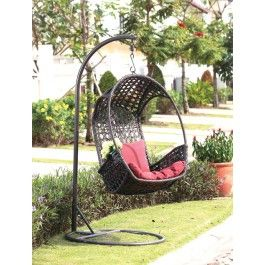 Hanging Egg Chair Jysk Teak Chairs Outdoor Ca Macau Nest Patio Furniture And