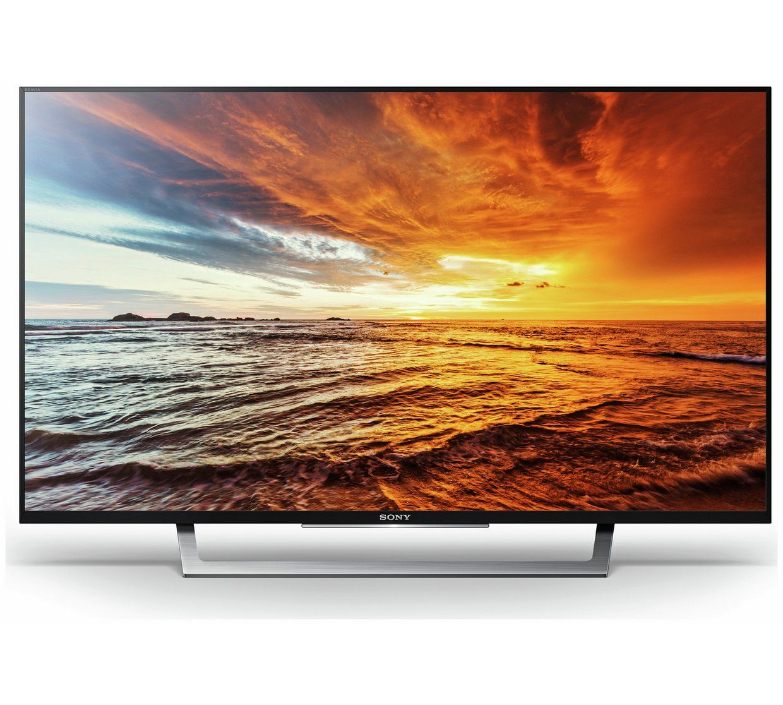 Sony 32 Inch Kdl32wd751bu Smart Full Hd Tv Smart Tv Sony Wall
